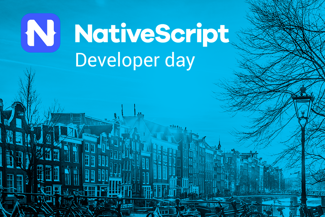 Amsterdam NativeScript Stories