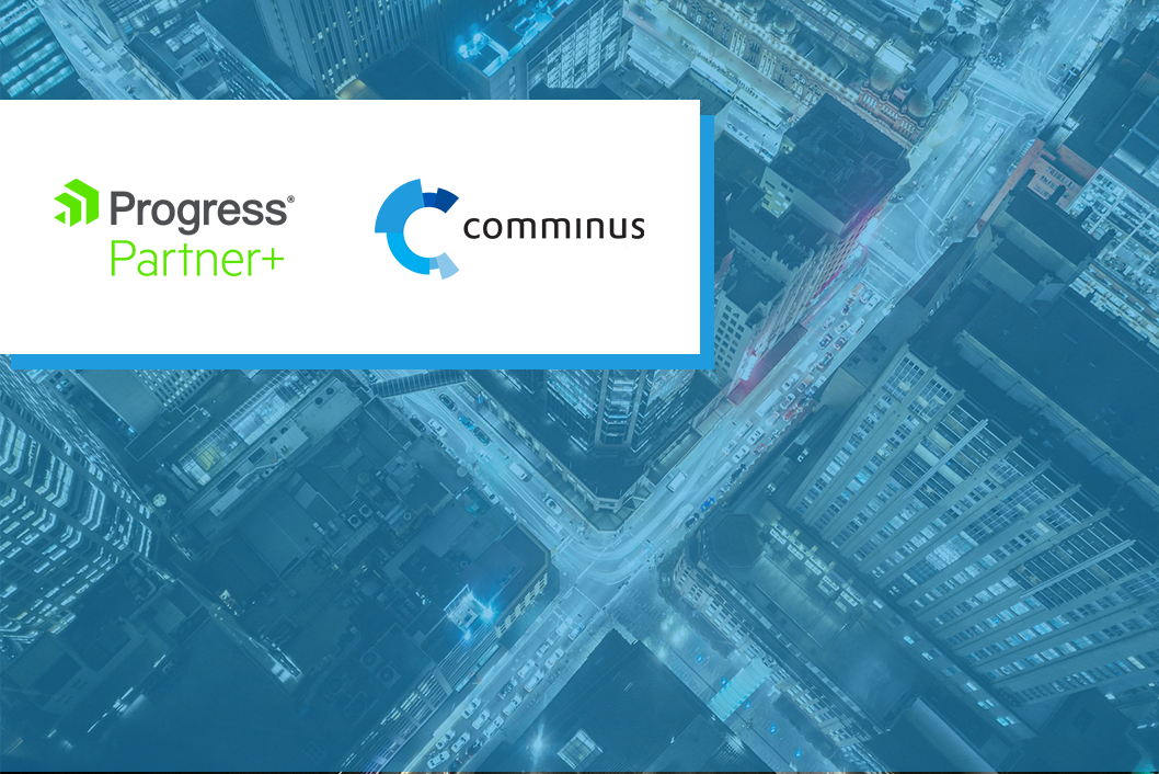 We've Partnered up with Progress!