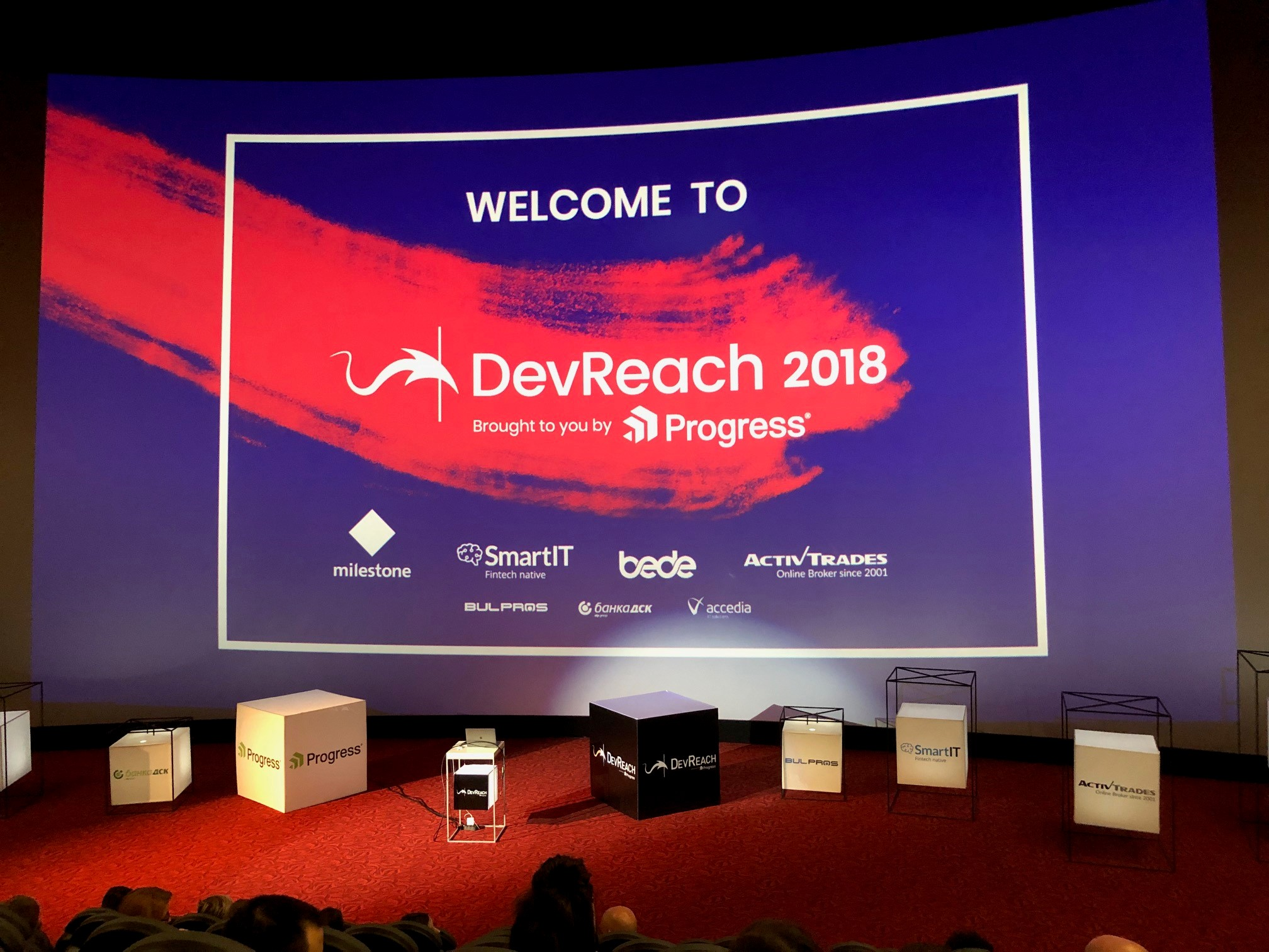 Progress DevReach 2018 Conference