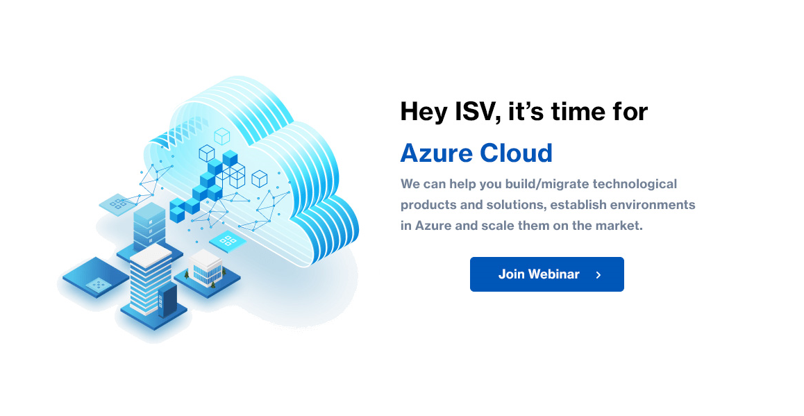 All the Benefits of ISVs Moving to the Cloud